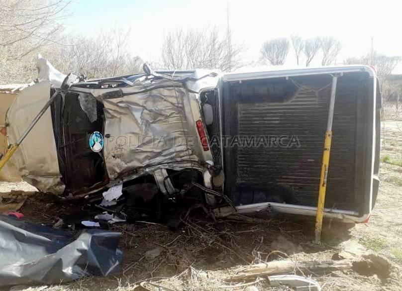 Accidente fatal Santa Maria 1