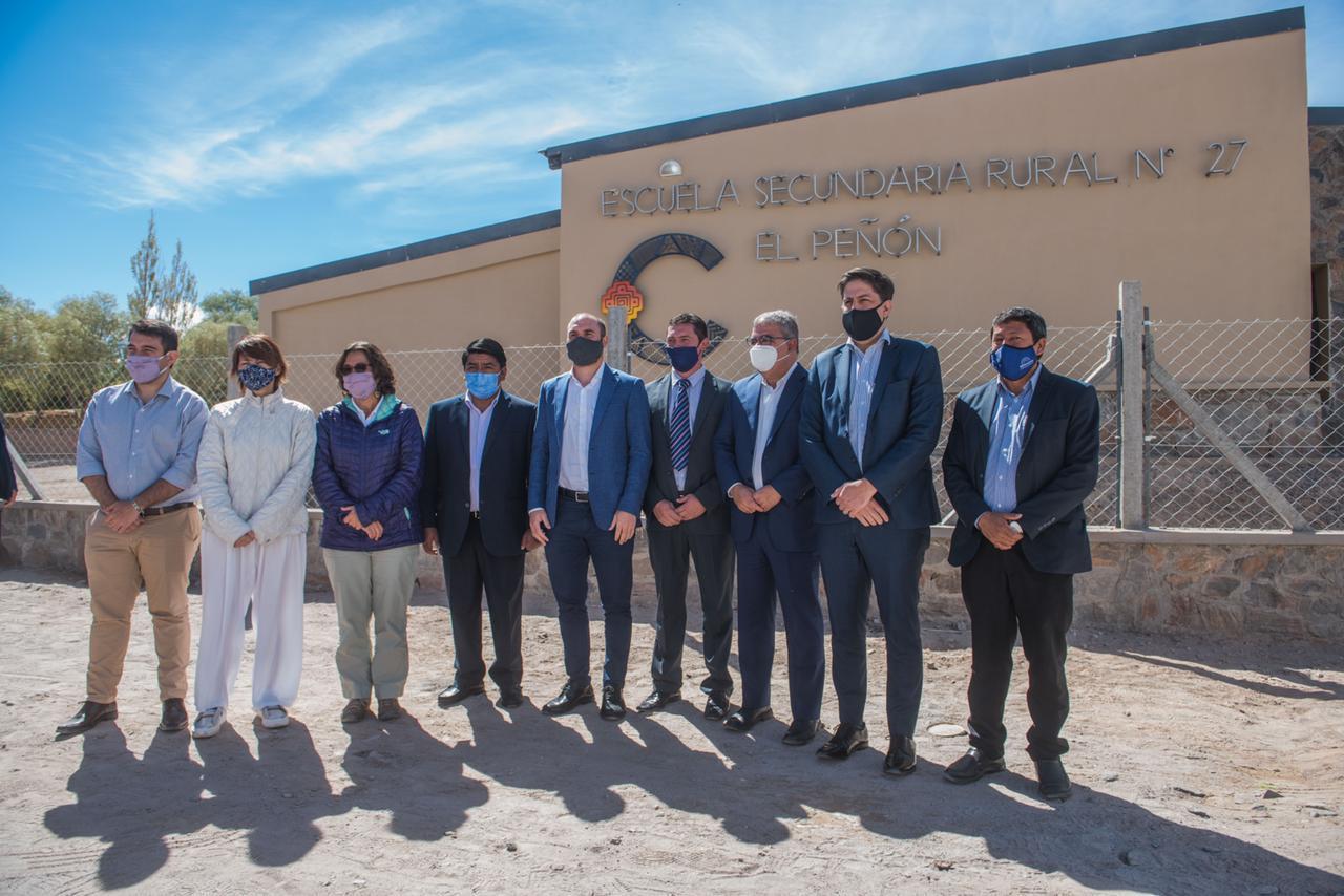 Inauguración Escuela Rural en El Peñón (4)