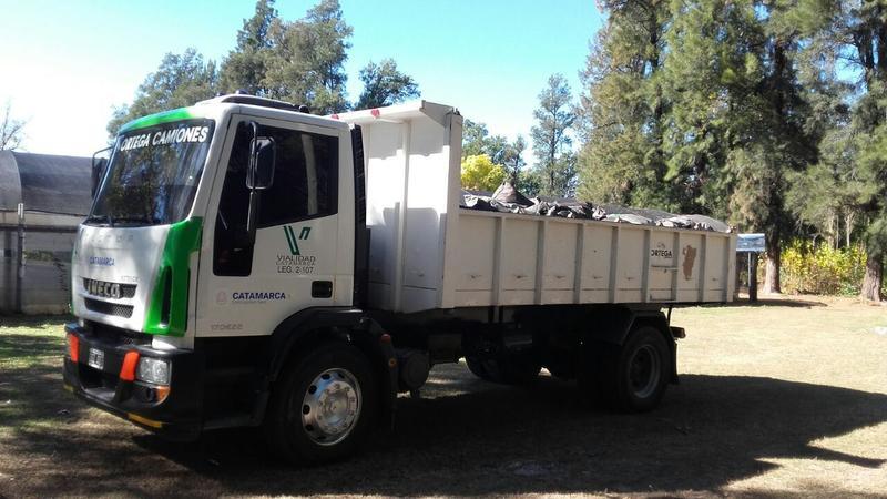 Ambiente brind ayuda a la poblaci n de antofagasta de la for Vivero antofagasta